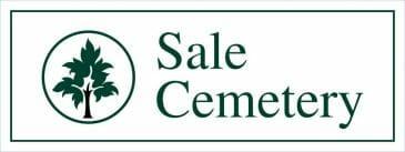Sale Cemetery Logo